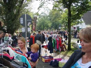 Flohmarkt-Grelckstrasse