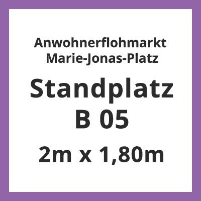 MJP-Standplatz-B05