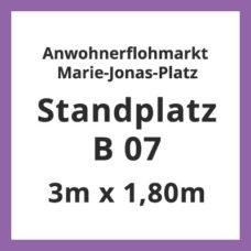 MJP-Standplatz-B07