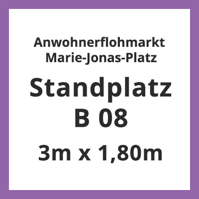 MJP-Standplatz-B08