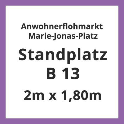 MJP-Standplatz-B13