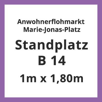 MJP-Standplatz-B14
