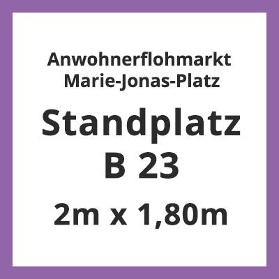 MJP-Standplatz-B23
