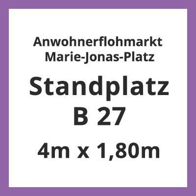 MJP-Standplatz-B27