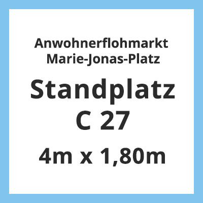 MJP-Standplatz-C27