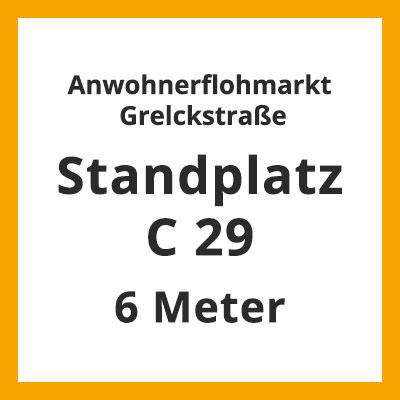 GS Standplatz Ticket C29